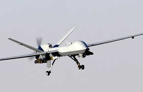 Drone Strikes resumed during Zarb-e-Azb, further escalation after BSA