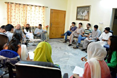 Interactive Session with Chairman PICSS