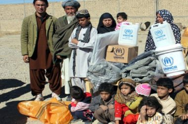 The enigma of Afghan Refugees