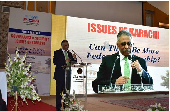 Governance And Security Issues Of Karachi; Can There Be More Federal Ownership – A Debate