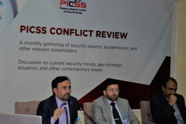 PICSS Initiates Monthly Conflict Review
