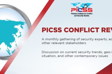 PICSS Conflict Review to be held on 18th October 2018
