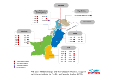 Mapping the Militancy in Pakistan
