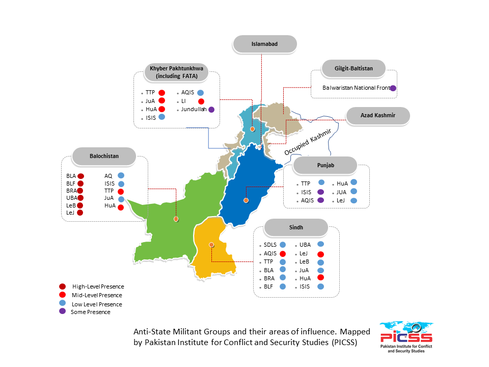 Pakistan Institute for Conflict and Security Studies | Your Research